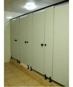 Vách ngăn vệ sinh Compact 025