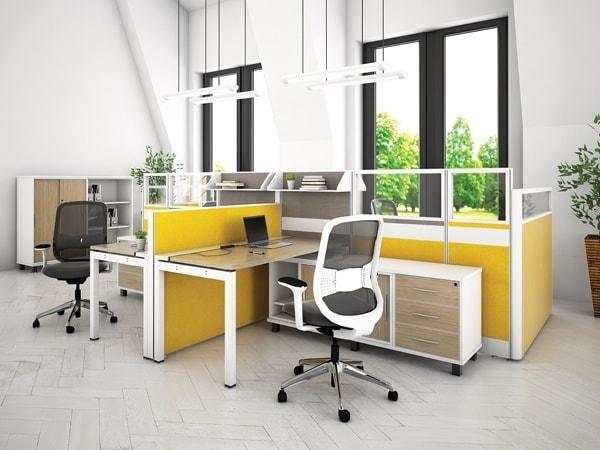 Tại sao nên dùng vách ngăn văn phòng