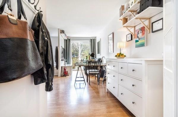 Thiết kế căn hộ méo và hẹp thành căn hộ lý tưởng