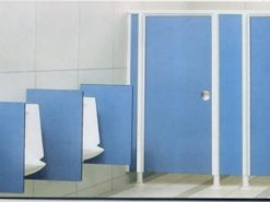 Vách ngăn vệ sinh Compact 012