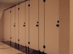 Vách ngăn vệ sinh Compact 026