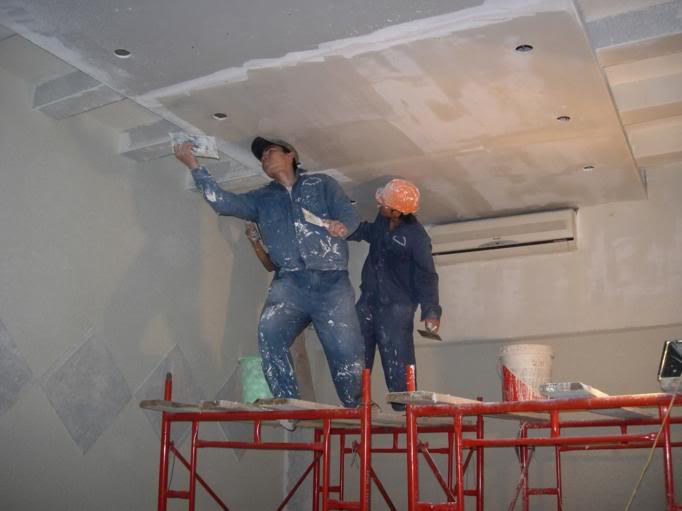 Lưu ý khi lựa chọn thi công thạch cao, thi công trần thạch cao 3