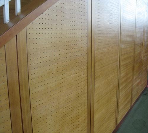 Ốp gỗ tiêu âm Veneer