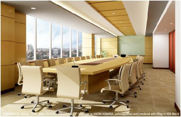 Vách ngăn di động Đức Khang thiết kế phòng họp lý tưởng 3