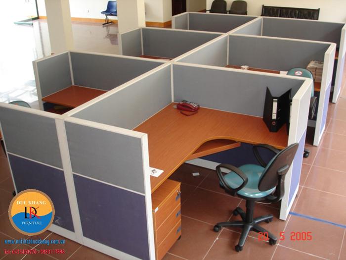 Thiết kế phòng làm việc sáng tạo 1