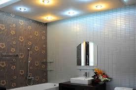 Trần thạch cao chịu nước - Điểm nhấn cho phòng tắm 3