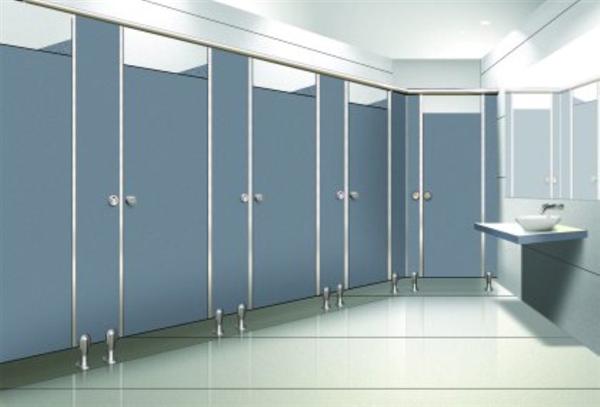Vách ngăn vệ sinh compact và một số lưu ý về sản phẩm