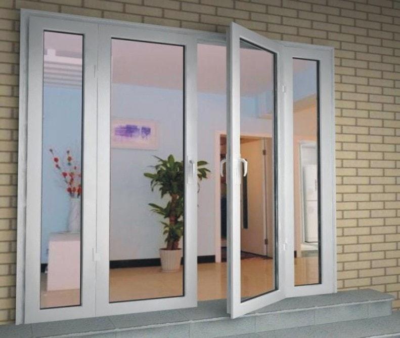 Cửa nhôm kính xu hướng mới trong phong cách thiết kế xây dựng