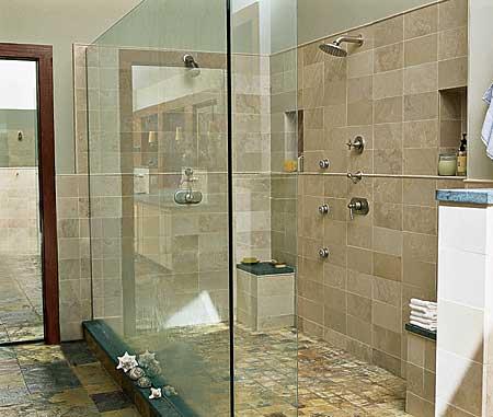 Cần chú ý gì khi lắp đặt vách ngăn tắm bằng kính?