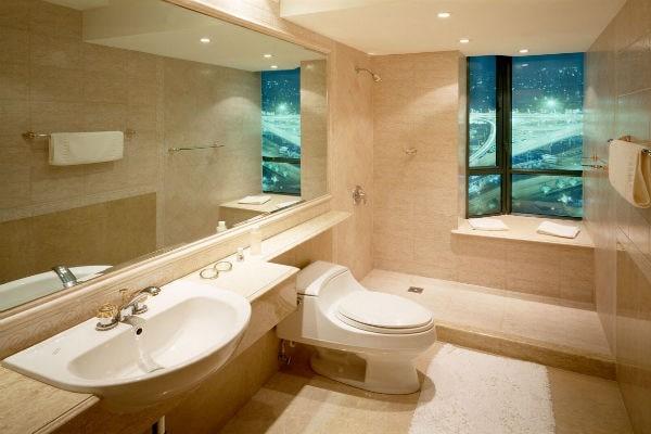 Phương pháp hóa giải phong thủy xấu cho phòng vệ sinh