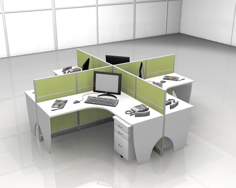 Những lý do bạn nên sử dụng vách ngăn văn phòng
