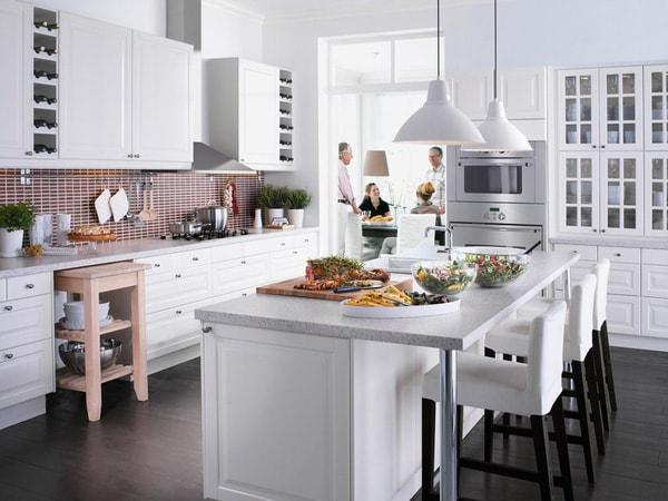 Lưu ý cách thiết kế phong thủy nhà bếp và nhà vệ sinh theo phong thủy