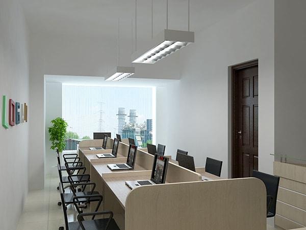 Mẹo hay bài trí cho văn phòng nhỏ hẹp