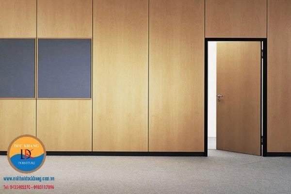 Vách ngăn di động đối với thiết kế nội thất hội trường
