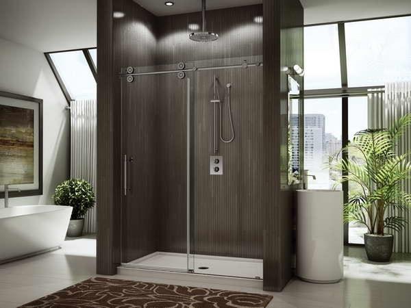 Tổng hợp nhiều câu hỏi liên quan đến vách kính phòng tắm?