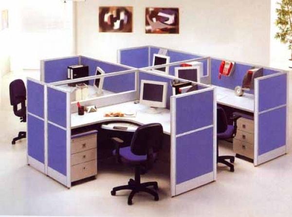 Tại sao vách ngăn văn phòng ngày càng được ưa chuộng?