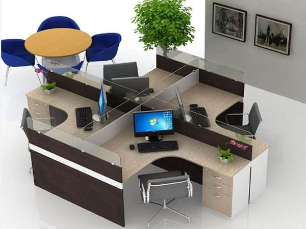 Có nên chọn vách ngăn kính cho văn phòng hay không?