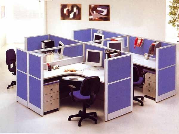 Giới thiệu vách ngăn văn phòng T3 của nội thất Fami