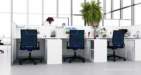 Hướng dẫn bảo quản và vệ sinh vách ngăn văn phòng đúng cách