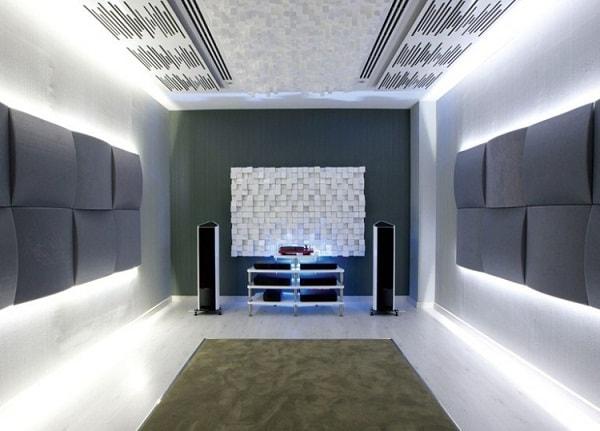 Bạn đã biết về công dụng của trần, vách khử tiếng ồn trong trang trí nhà cửa?