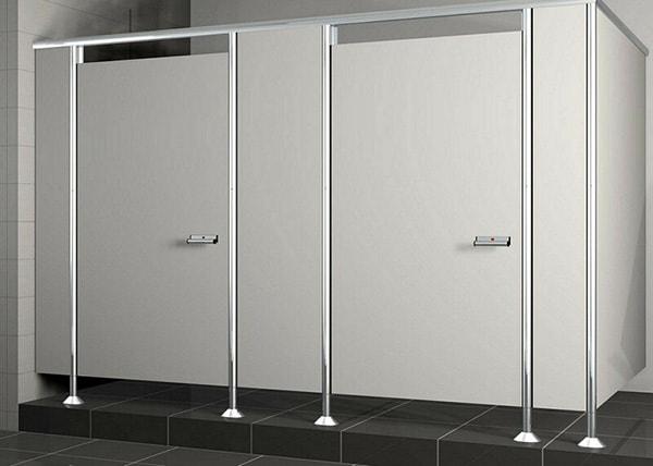 Nguyên tắc tính kích thước vách vệ sinh đẹp, tiết kiệm chi phí