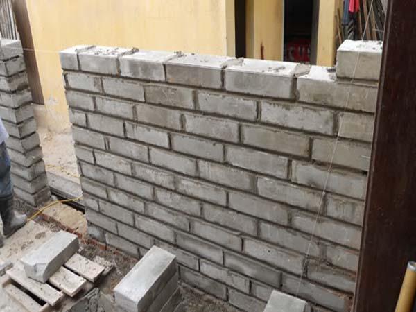 Gạch siêu nhẹ có nhiều ưu điểm nổi bật