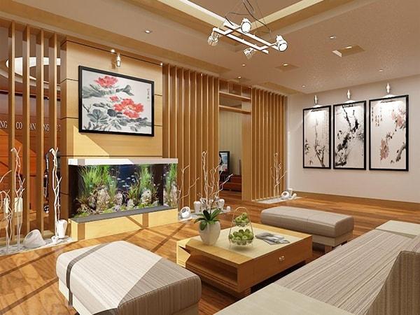 Tư vấn thiết kế nội thất gia đình tiết kiệm chi phí
