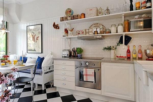 Hãy xác định những đồ nội thất cần mua, tận dụng đồ dùng còn tốt