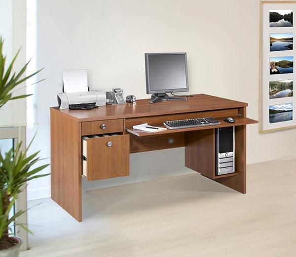 Bài trí cách đồ đạc xung quanh bàn làm việc của giám đốc tuổi Dậu