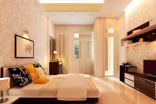 Hãy thay đổi các tông màu cho phòng ngủ khi mùa lạnh về