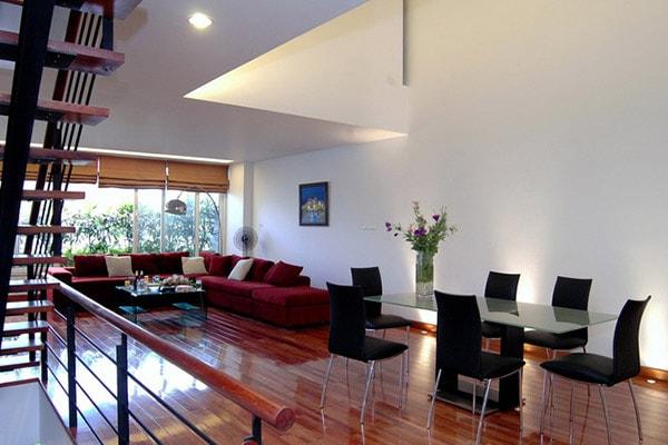 Hãy thiết kế phòng ăn với nội thất đơn giản, thông minhHãy thiết kế phòng ăn với nội thất đơn giản, thông minh