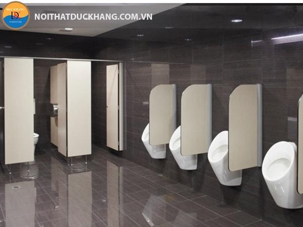 Cách lựa chọn vách ngăn vệ sinh cho khách sạn?
