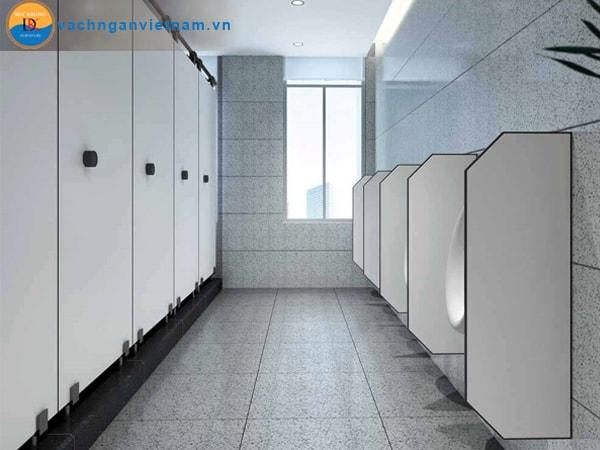 Tấm vách vệ sinh composite