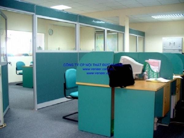 Vách ngăn văn phòng Đức Khang DK-NM001