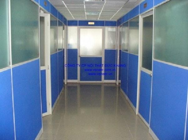 Vách ngăn văn phòng Đức Khang DK-NM008