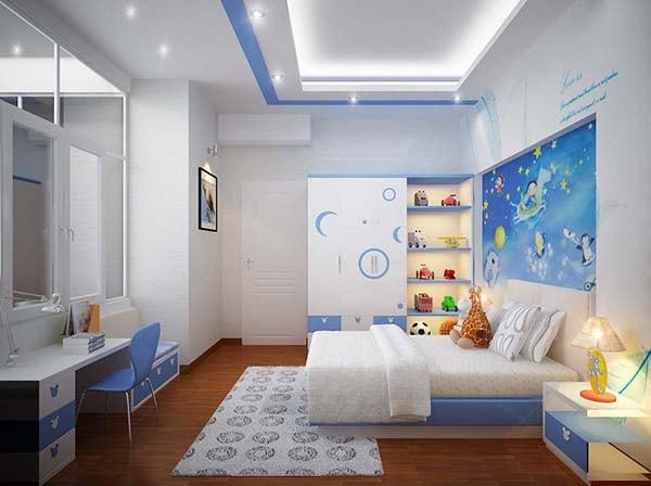 Cách lựa chọn nội thất cho phòng ngủ của bé