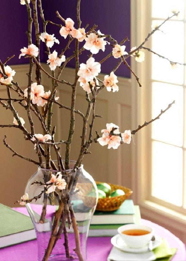 Mỗi bản mệnh phù hợp với một loại hoa khác nhau