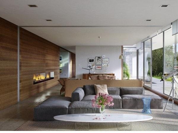 Cách lựa chọn và bố trí hoa trang trí phòng khách phù hợp