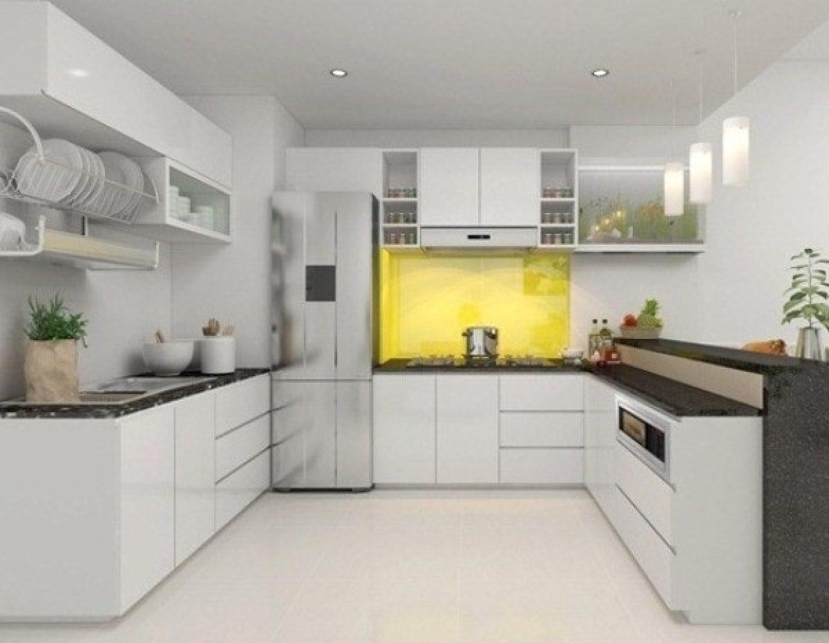 Cách bố trí nhà bếp và nhà vệ sinh phù hợp