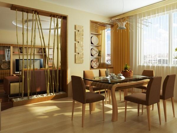 Vách ngăn giải pháp tối ưu cho căn hộ chật hẹp