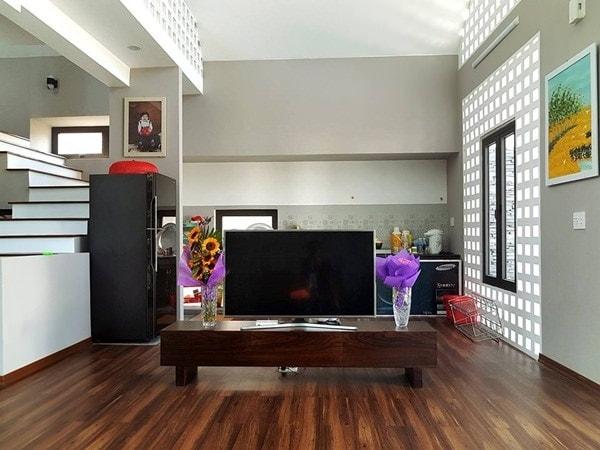 Chọn chất liệu vách ngăn hợp lý cho từng không gian nhà ở