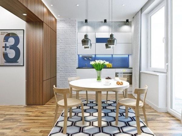 10 Ý tưởng giúp tiết kiệm không gian cho căn hộ nhỏ