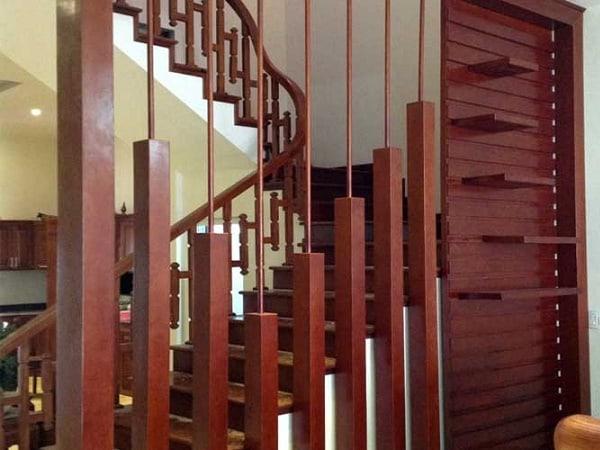 Vách ngăn gỗ có nhiều mẫu mã đa dạng, tiện lợi