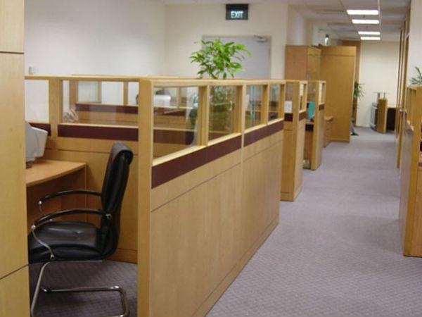 Hướng dẫn lựa chọn, vệ sinh và bảo quản vách ngăn văn phòng chất liệu gỗ
