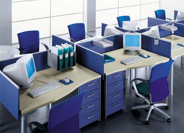 Giữ vị trí làm việc của mình luôn sạch, cả khu vực vách ngăn để luôn có không gian sạch sẽ, hiện đại khi làm việc