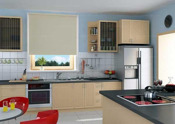 Cách hóa giải phong thủy nhà vệ sinh trên bếp