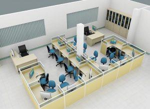 Hướng dẫn cách bảo quản vách ngăn văn phòng đảm bảo độ bền