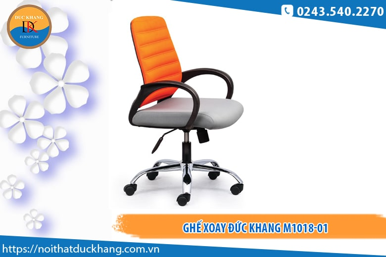 Ghế xoay Đức Khang M1018-01