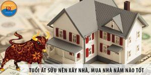 Tuổi Ất Sửu 1985 nên xây nhà, mua nhà năm nào tốt nhất?