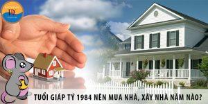 Tuổi Giáp Tý 1984 nên mua nhà, xây nhà năm nào thì tốt?